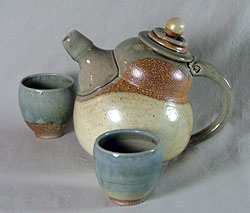 Teapot Set - Oliver Peter-Contesse